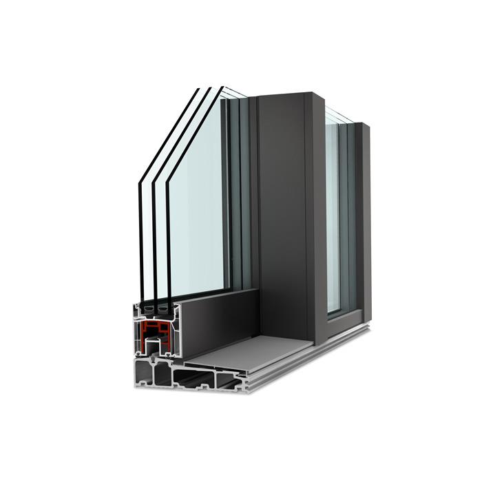 Porte alzanti scorrevoli vendita e montaggio di porte for Porte scorrevoli in pvc