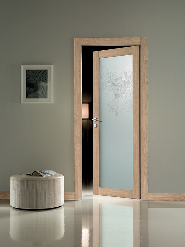 Porte interne - Vendita e montaggio di porte, finestre, portoncini dingr...