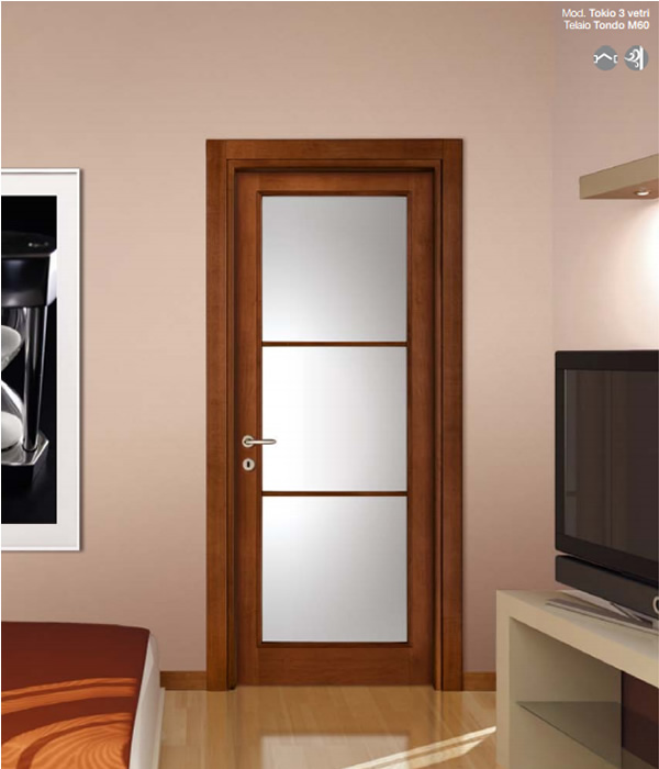 Porte interne in Legno - Vendita e montaggio di porte, finestre ...